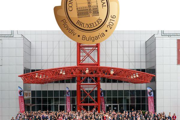 Medalla de oro para nuestro crianza 2011 en el Concours Mondial de Bruxelles